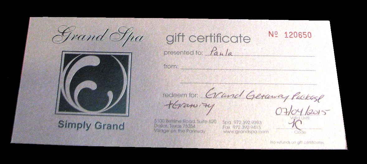 Grand Spa gift certificate edited2