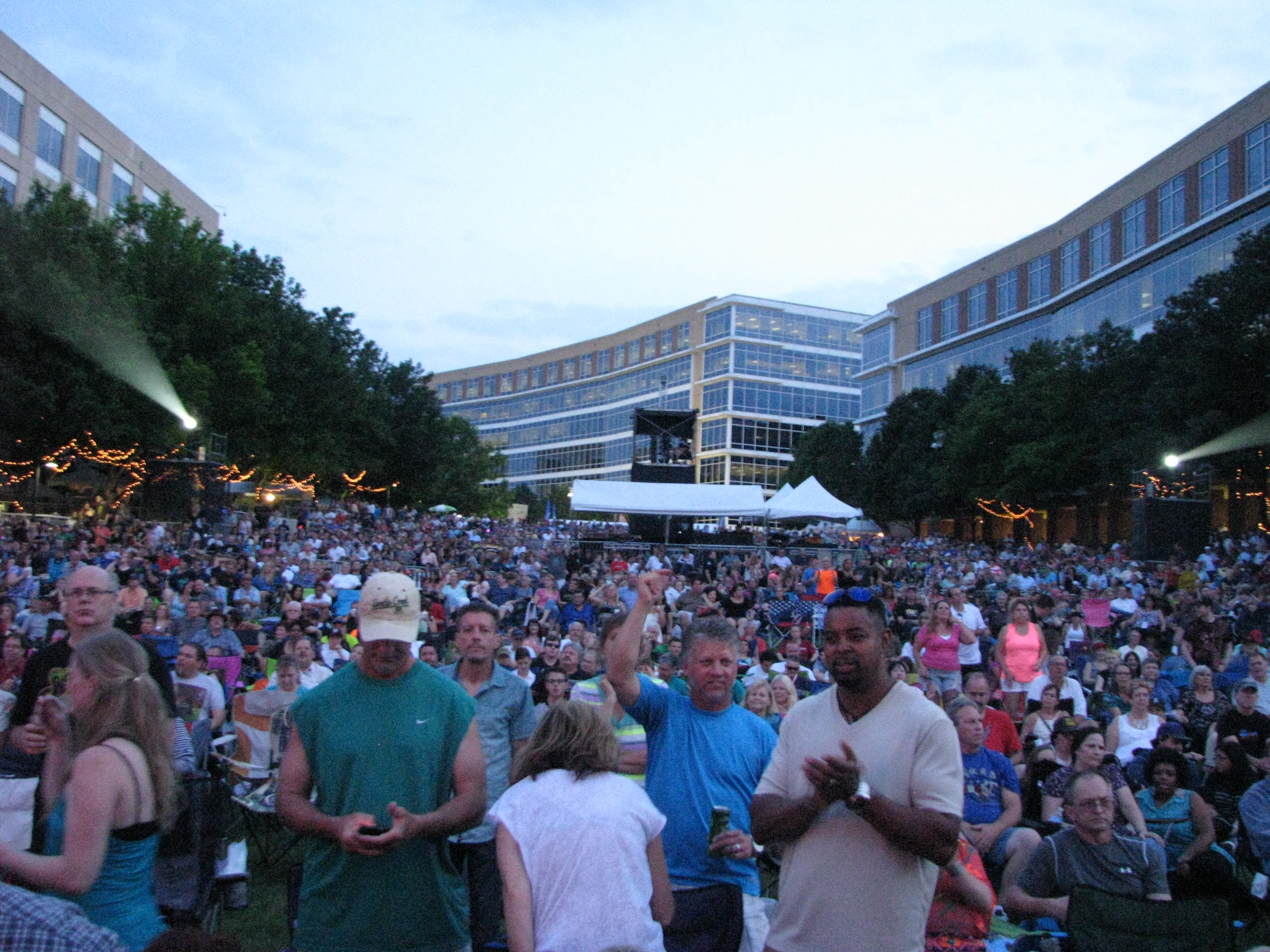 Crowd for .38 special