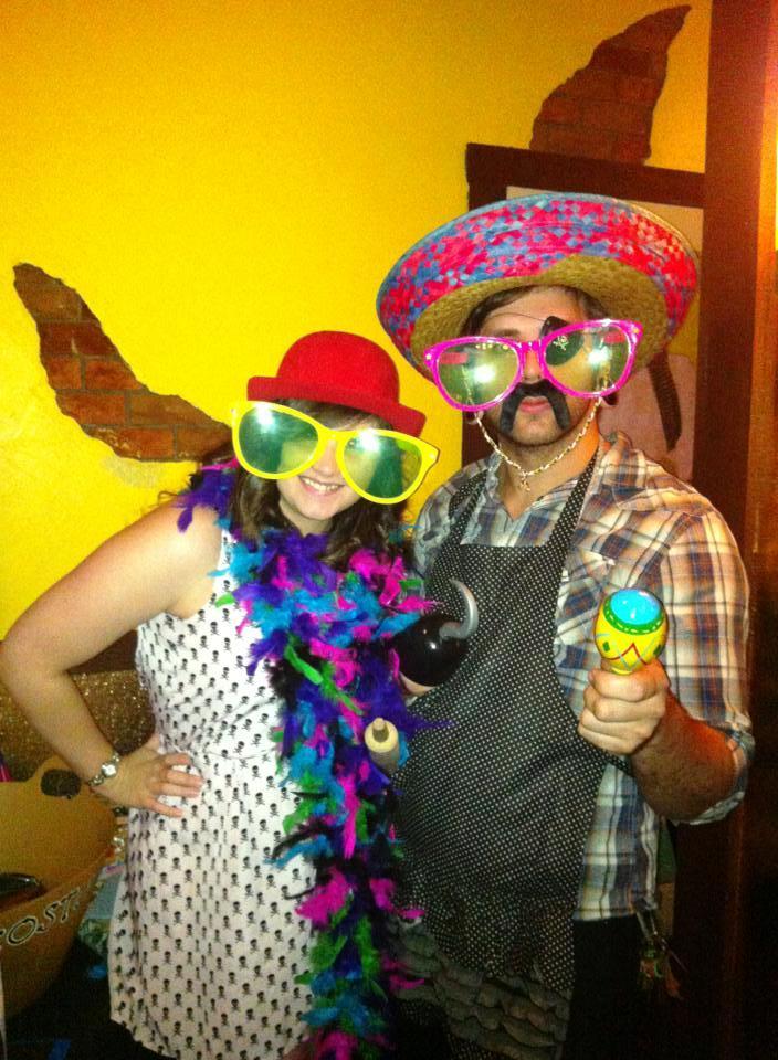 Jonathan and Kristen