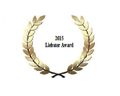 The 2015 Liebster Award
