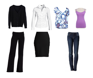 paulaReyne.com 7 Item wardrobe 297x250