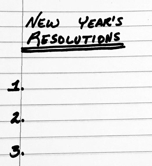 PaulaReyne.com Resolutions List